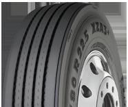 XZA3 + Evertread Tires